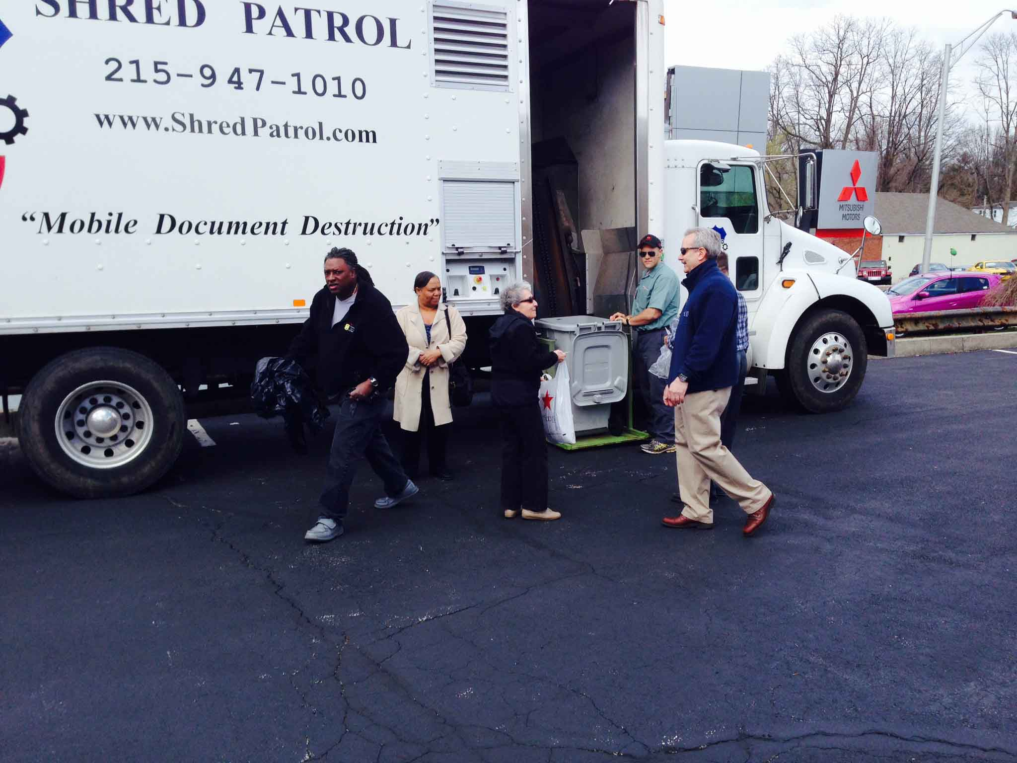 Shred Event 2014
